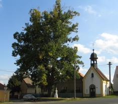 Kaple nanávsi - foceno 14.9.2007