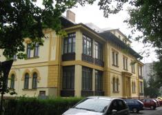 Lékařský dům - foceno 9.8.2007 - autor - Josef Brož