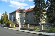 Mateřská školka PodTovárnou - foceno 14.9.2007