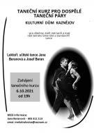 Taneční kurz pro dospělé  1