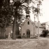 Kaplička okolo roku 1978