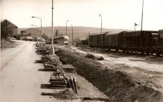 Rekonstrukce unádraží 1972