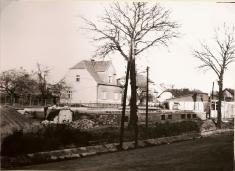 Rekonstrukce unadraží 1972-1973