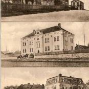 Pohled z roku 1921