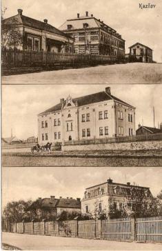 Pohled zroku 1921