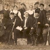 Ochotnický spolek Kolár 30.9.1917